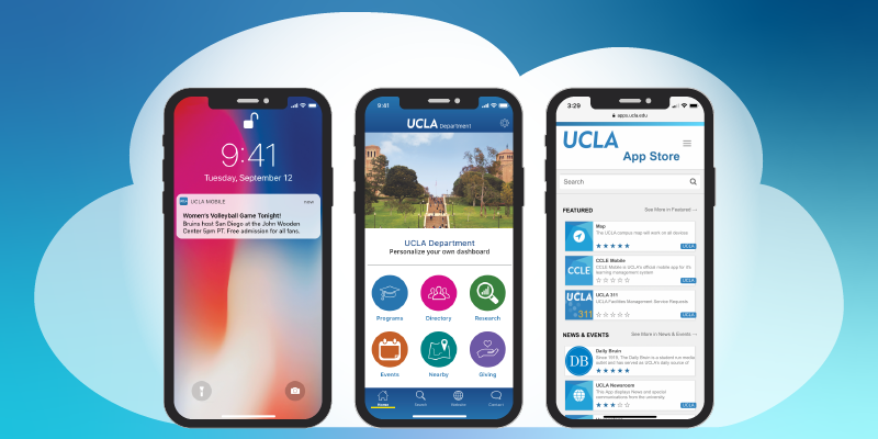 Mobile Research App Services Banner